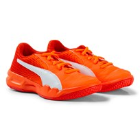 Puma Veloz Indoor Ng Jr Orange Orange
