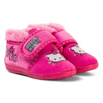 Hello Kitty Tofflor, Rosa Pink