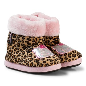 Image of Hello Kitty Slippers Leopard 28 EU (2818739015)