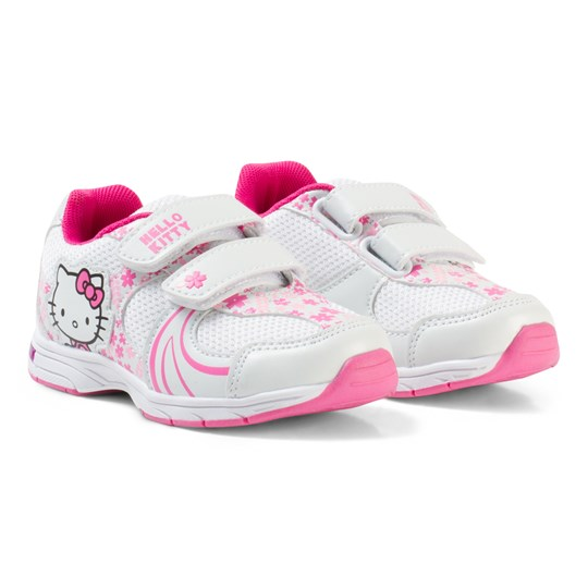 Hello Kitty Sneakers Pink White
