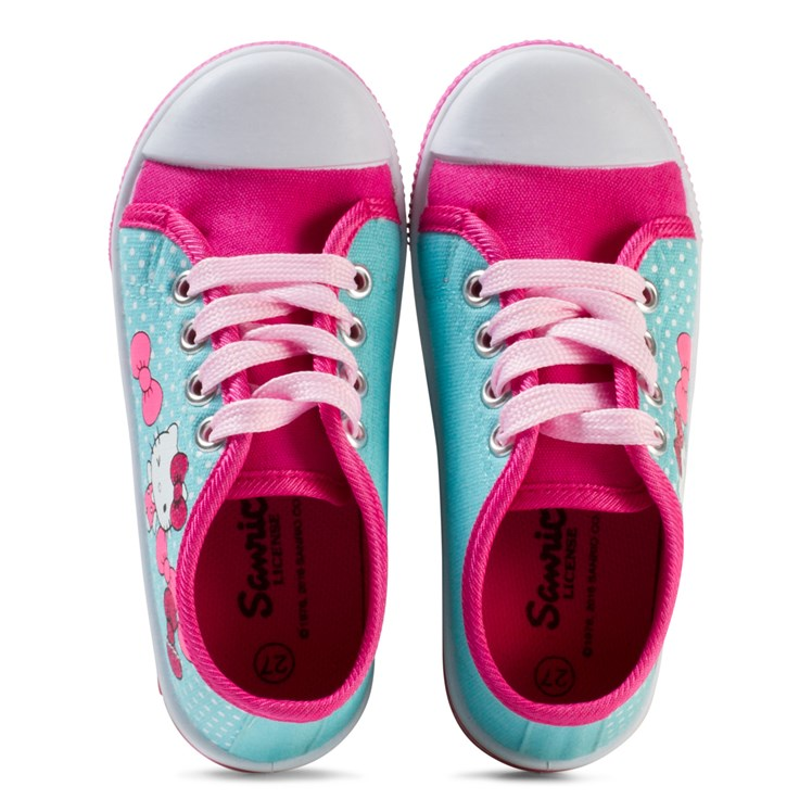 Hello Kitty Sneakers Pink Babyshop.no
