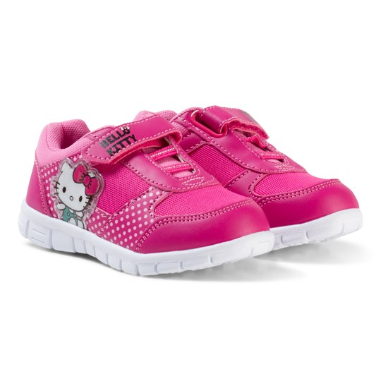 Hello Kitty Sports Sneakers Pink Pink