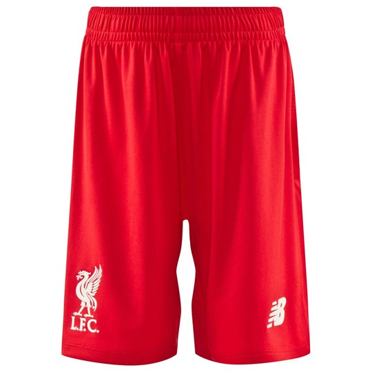 Liverpool FC Official 2015/16 Home Shorts High Risk Red