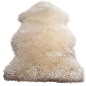 Image of SEGR Long-haired Lambskin Champagne (3125329873)