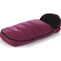 Britax Shiny Cosytoes Footmuff Wine Red Punainen