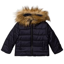 Diadora Night Blue Gannet Peak Infant Snow Jacket Night Blue 060