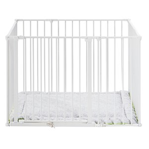 Image of Baby Dan Square Playpen White (3150382009)