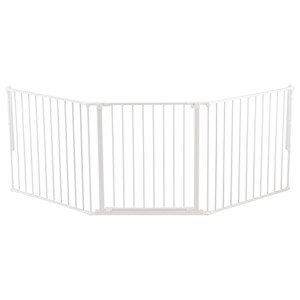 Image of Baby Dan Configure L/Flex L Safety Gate White 90-223 CM (3150382771)