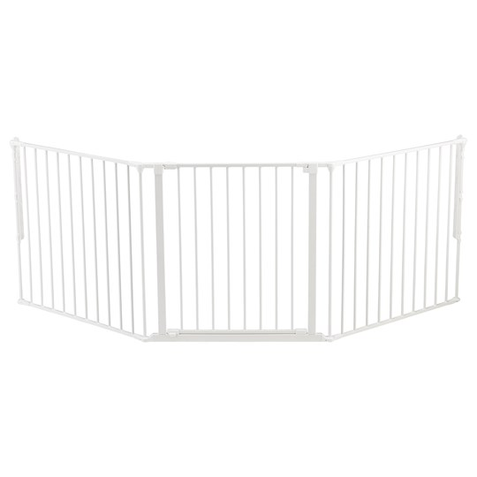 Baby Dan Configure L/Flex L Safety Gate White Hvit