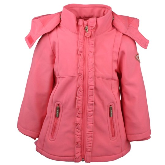 Mexx Mini Girls Outerwear Pink Pink