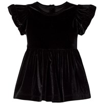 How To Kiss A Frog FIFI Dress Black velvet Black velvet