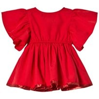 How To Kiss A Frog TANYA dress Red Rød