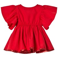 How To Kiss A Frog Tanya Dress Red Red