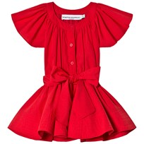 How To Kiss A Frog LENI Dress Red Red