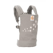 Ergobaby Baby Doll Carrier Galaxy Grey Musta