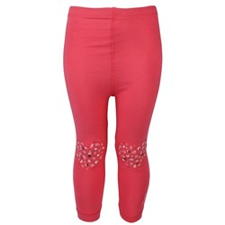 Mexx Leggings With Heart Pink