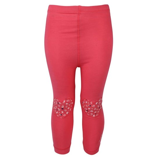 Mexx Leggings With Heart Pink Pink