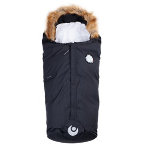 Image of Easygrow Nature Foot Muff Navy Melange Navy Melert (3061223059)