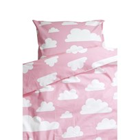 Färg & Form Cloud Bed Set Pink Pink