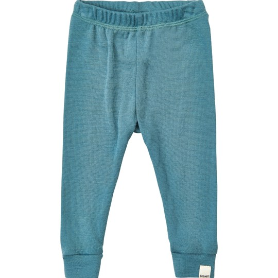 Celavi Wool Mini Leggings Goblin Blue Goblin Blue
