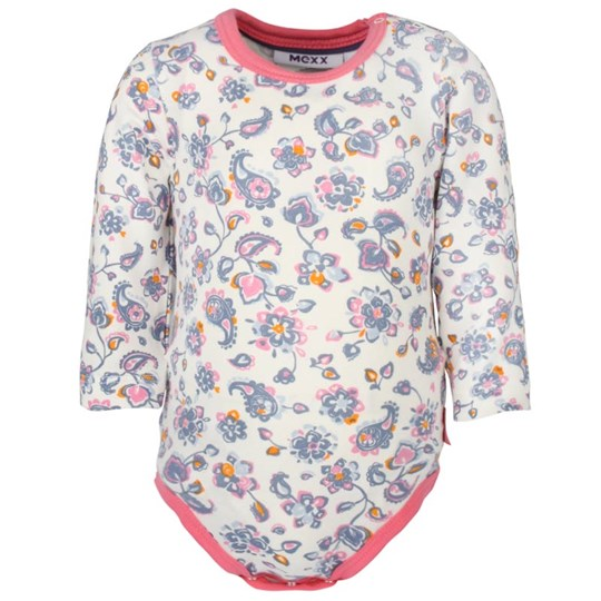 Mexx Baby Girls Body Flower White