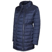 Mamalicious MLTolly Carrie Me Jacket Navy Blue