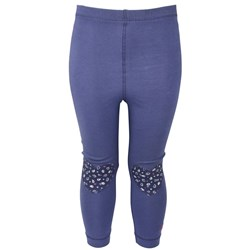 Mexx Leggings With Heart Blue