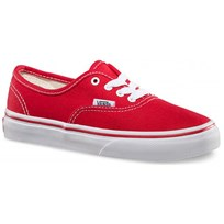 Vans Sneakers, Red/White Red
