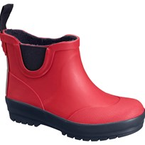Didriksons Regn Boots, Cullen, Flag Red Rød