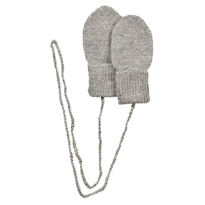 Image of Huttelihut Mittens Light Grey 3-6 mdr (427238)
