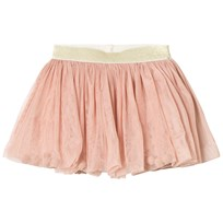 Hust&Claire Peach Rose Tulle Skirt peach rose