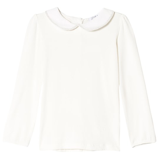 Hust&Claire Ivory T-Shirt Ivory