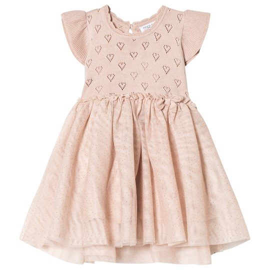 Hust&Claire Dress Peach Rose peach rose