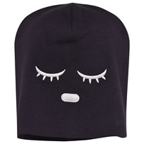 Livly Lou Hat Sleeping Cutie Black Black