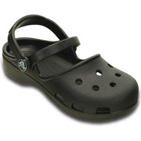 Crocs Tofflor, Karin, Black Black