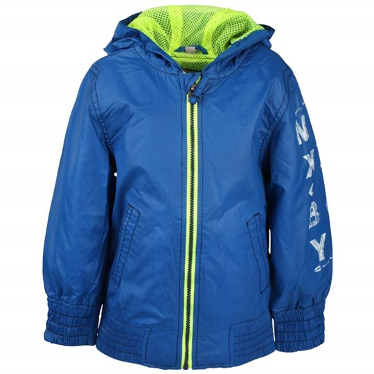Mexx Mini Boys Outerwear Neon Zippe Blue