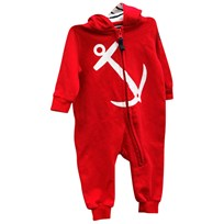 Emma och Malena EM Anchor Jumpsuit Red 20