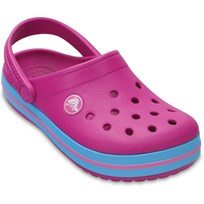 Crocs Tofflor, Kids Crocsband, Vibrant Violet Purple