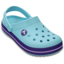 Crocs Tofflor, Kids Crocband, Ice Blue Blue