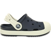 Crocs Tofflor, Bump It Clog, Navy/Oyster Navy