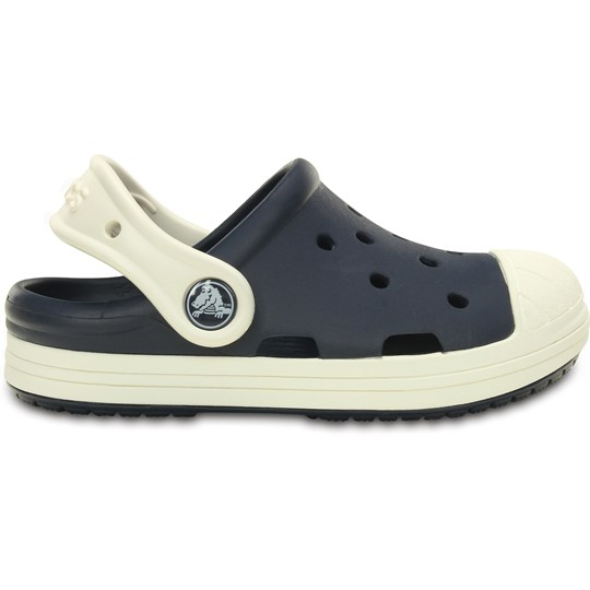 Crocs Tofflor, Bump It Clog, Navy/Oyster Marinblå