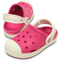 Crocs Tofflor, Bump It Clog, Candy Pink/Oyster Pink