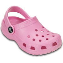 Crocs Tofflor, Kids Classic, Carniation Pink