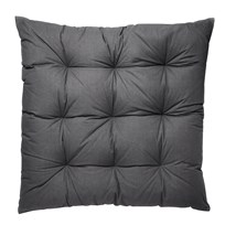 Kids Concept Big Floor Cushion Black