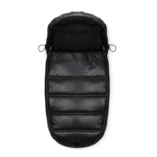 Carena Fårö Lux Footmuff Black Black