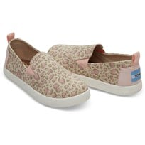 Toms Canvasskor, Young, Pale Pink Bob Cat Pink
