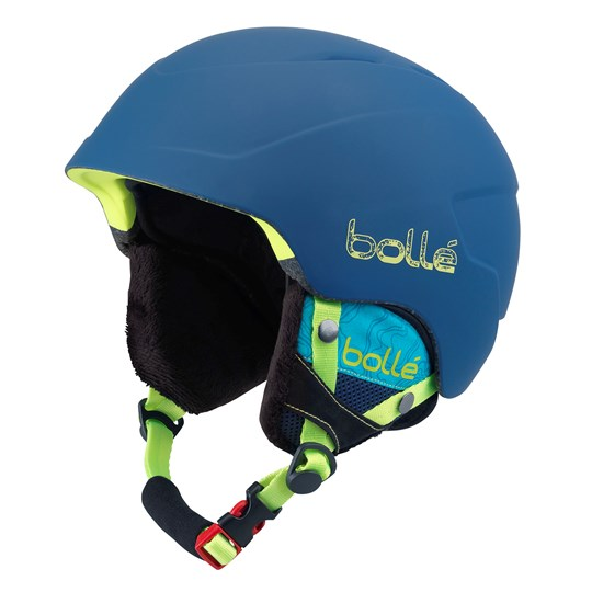 Bollé B-Lieve Ski Helmet Soft Blue Spray Soft Blue Spray