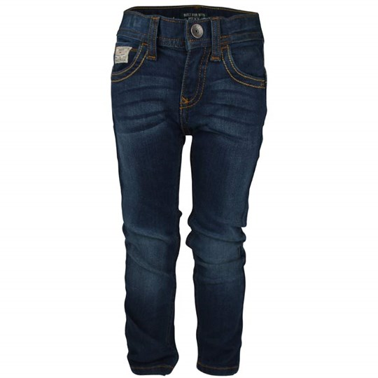 Mexx Kids Boys Pants Denim Blue