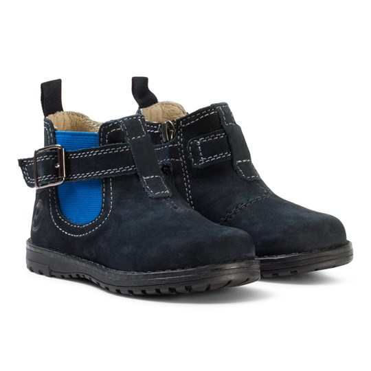 Primigi Navy and Blue Chelsea Boots BLU SCURO