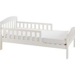 Baby Dan Junior Bed Alfred 70x160 cm White
